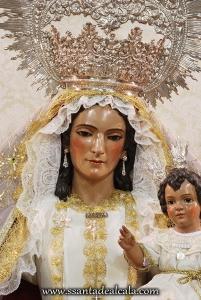 Virgen del Rosario de Santiago (1)