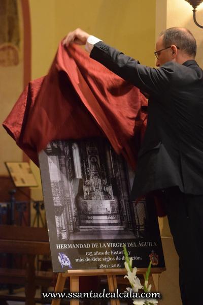Presentación del cartel del 125 Aniversario de la Hermandad del Águila (10)
