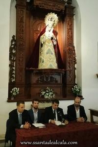 Banda de Alcalá contrato huelva