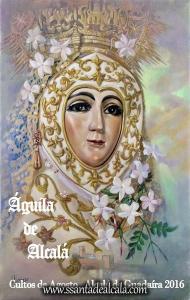 Cartel Virgen del Águila 2016 (1)
