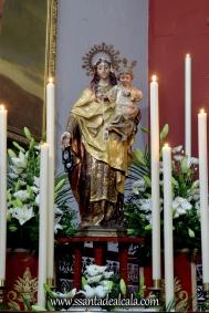 Tríduo a la Virgen del Carmen 2016 (2)