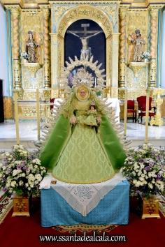 Besamanos a la Virgen de los Ángeles, Consolación y Gracia del Género Humano (1)