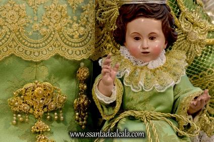 Besamanos a la Virgen de los Ángeles, Consolación y Gracia del Género Humano (10)