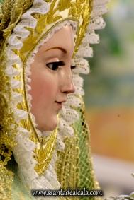 Besamanos a la Virgen de los Ángeles, Consolación y Gracia del Género Humano (11)