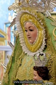 Besamanos a la Virgen de los Ángeles, Consolación y Gracia del Género Humano (12)