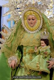 Besamanos a la Virgen de los Ángeles, Consolación y Gracia del Género Humano (13)