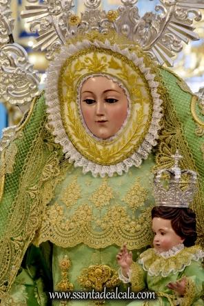 Besamanos a la Virgen de los Ángeles, Consolación y Gracia del Género Humano (14)