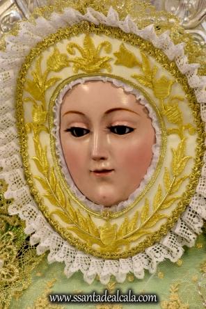 Besamanos a la Virgen de los Ángeles, Consolación y Gracia del Género Humano (15)