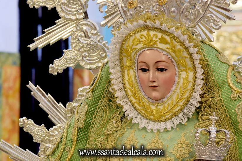 Besamanos a la Virgen de los Ángeles, Consolación y Gracia del Género Humano (16)