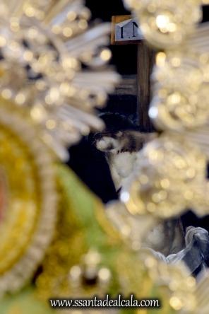 Besamanos a la Virgen de los Ángeles, Consolación y Gracia del Género Humano (19)