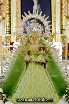 Besamanos a la Virgen de los Ángeles, Consolación y Gracia del Género Humano (2)
