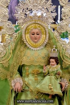 Besamanos a la Virgen de los Ángeles, Consolación y Gracia del Género Humano (3)