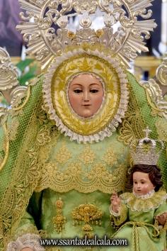 Besamanos a la Virgen de los Ángeles, Consolación y Gracia del Género Humano (4)
