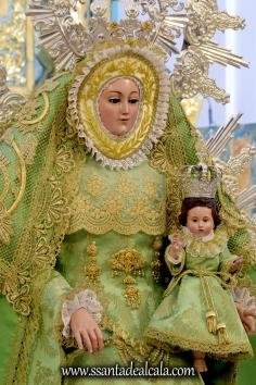 Besamanos a la Virgen de los Ángeles, Consolación y Gracia del Género Humano (5)