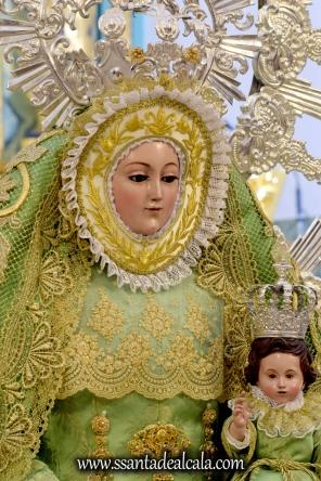Besamanos a la Virgen de los Ángeles, Consolación y Gracia del Género Humano (6)