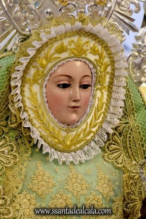 Besamanos a la Virgen de los Ángeles, Consolación y Gracia del Género Humano (7)