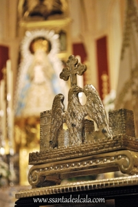 Llamador del paso de la Virgen del Águila (1)