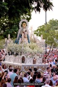 Salida Procesional de la Virgen del Águila Coronada 2016 (12)
