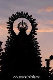 Salida Procesional de la Virgen del Águila Coronada 2016 (14)
