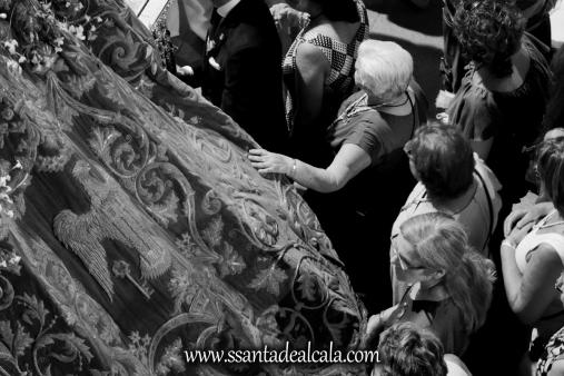 Salida Procesional de la Virgen del Águila Coronada 2016 (27)