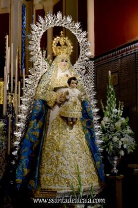 Solemne Novena a la Virgen del Águila 2016 (21)