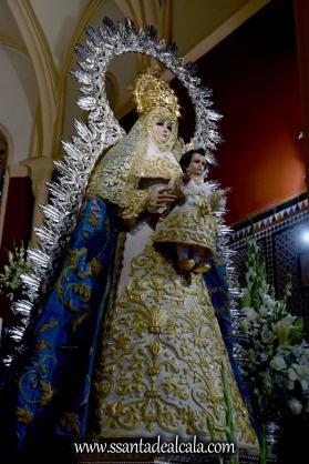 Solemne Novena a la Virgen del Águila 2016 (22)