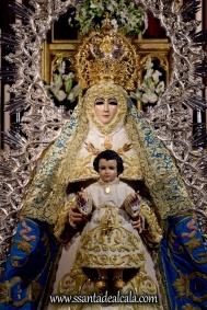 Solemne Novena a la Virgen del Águila 2016 (4)