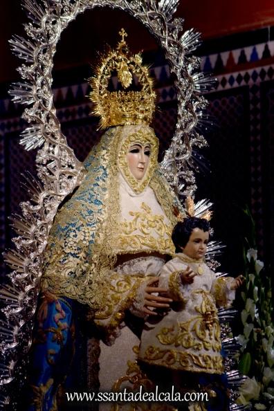 Solemne Novena a la Virgen del Águila 2016 (7)