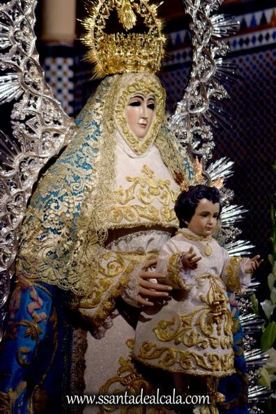 Solemne Novena a la Virgen del Águila 2016 (8)