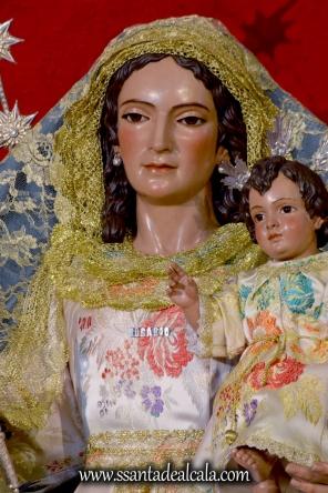 Virgen del Rosario en el mes de Agosto 2016 (8)