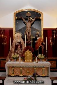Bendición de la Capilla Sacramental de la Parroquia de la Inmaculada (1)