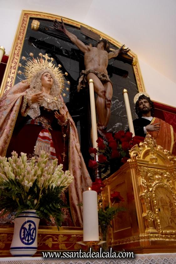 Bendición de la Capilla Sacramental de la Parroquia de la Inmaculada (14)