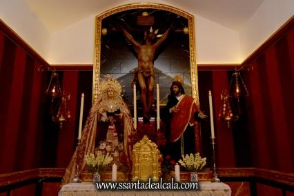 Bendición de la Capilla Sacramental de la Parroquia de la Inmaculada (2)