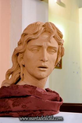 Presentación del busto de San Juan Evangelista (1)