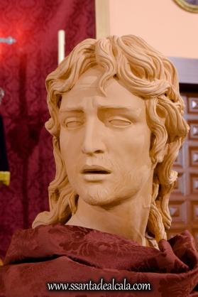 Presentación del busto de San Juan Evangelista (2)