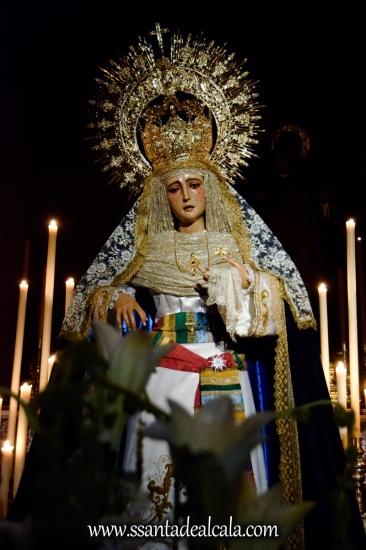Solemne Besamanos a la Virgen de la Amargura 2017 (20)