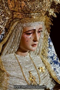 Solemne Besamanos a la Virgen de la Amargura 2017 (5)