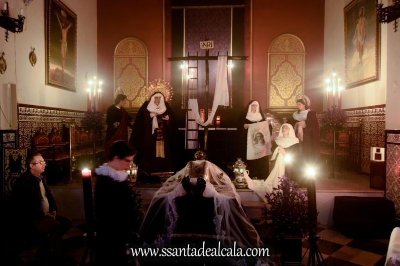 Solemne Besapiés al Cristo de la Buena Muerte 2017 (1)