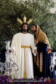Cristo de la Paz en su paso 2017 (1)