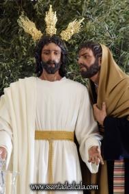 Cristo de la Paz en su paso 2017 (2)