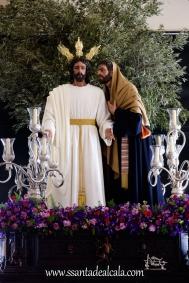 Cristo de la Paz en su paso 2017 (3)