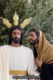 Cristo de la Paz en su paso 2017 (4)