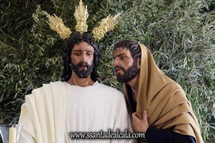 Cristo de la Paz en su paso 2017 (5)