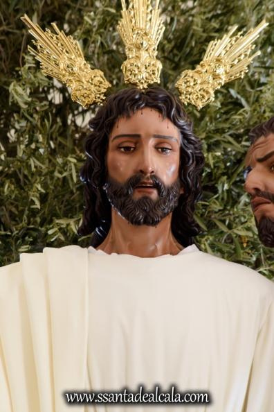 Cristo de la Paz en su paso 2017 (6)