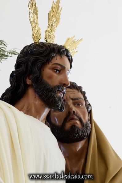 Cristo de la Paz en su paso 2017 (7)