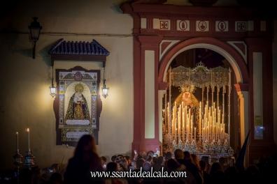 Estación de Penitencia de la Hermandad de Jesús 2017 (6)