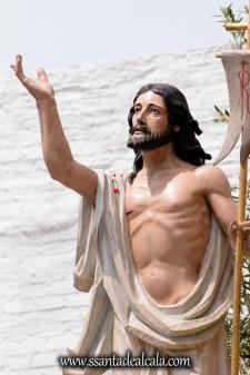 Salida Procesional de Cristo Resucitado 2017 (4)