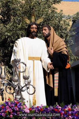 Salida Procesional del Cristo de la Paz 2017 (1)