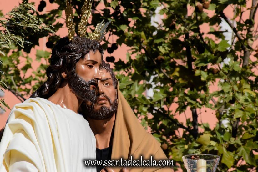 Salida Procesional del Cristo de la Paz 2017 (11)