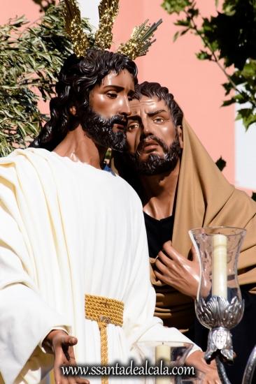 Salida Procesional del Cristo de la Paz 2017 (12)